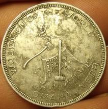 31mm Woodmen Of The World Omaha Nebraska Protectthe Home Medallion~Free ... - $5.24