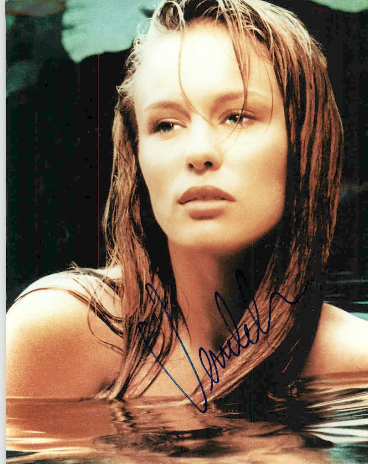 Primary image for Vendela Signed Autographed Glossy 8x10 Photo