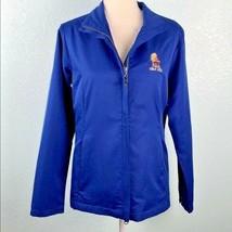 Cutter & Buck Womens Sz Medium Jacket Weather Tec Bali Hai Las Vegas Gol... - $60.76