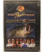 The Bass Pros (DVD, Season 2, 2008) 11 Episodes, 4+ Hours, Bonus Material - $14.77