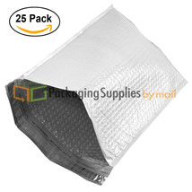 "25 (Poly) #1 7.25"" x 12"" Bubble Mailers Padded Envelopes PSBM® Brand - $9.75"