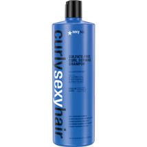 Sexy Hair Concepts: Curly Sexy Hair Moisturizing Curl Enhancing Shampoo 33.8 oz. - $55.96