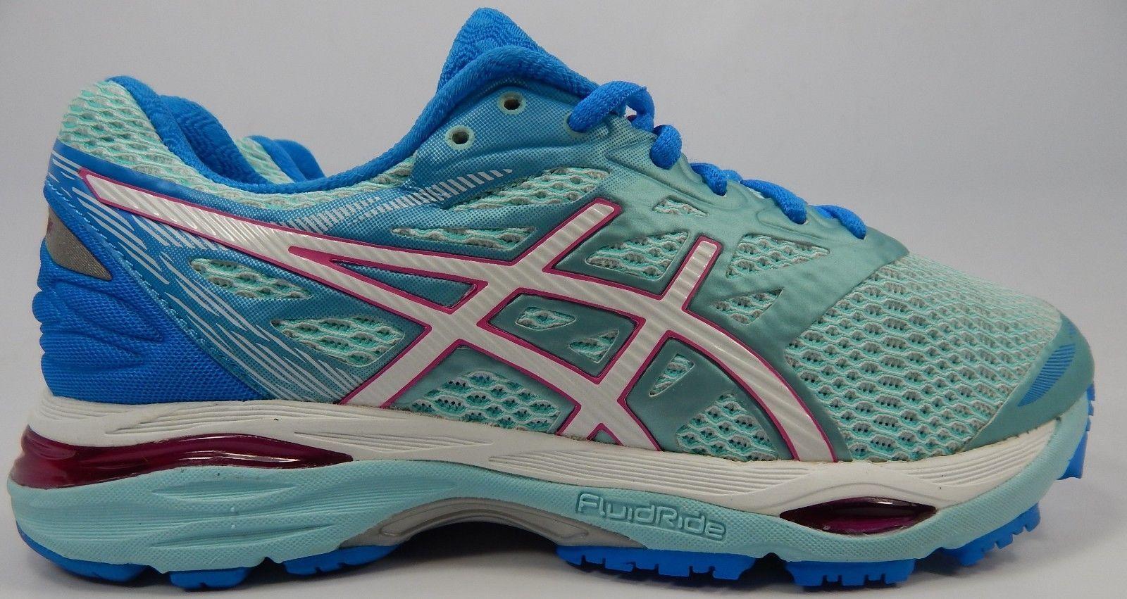 Asics Gel Cumulus 18 Size US 7 M (B) EU 38 Women's Running Shoes Blue T6C8N