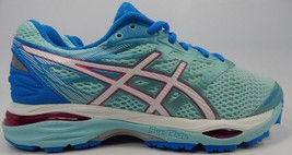 Asics Gel Cumulus 18 Size US 7 M (B) EU 38 Women's Running Shoes Blue T6C8N