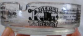 "Don Laughlin's Riverside Resort Hotel Casino Ashtray Laughlin, Nevada 3-3/4"" - $8.95"