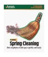 Spring Cleaning for Macintosh version 2.0 by Aladdin - $10.00