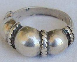 Bone ring - $21.00
