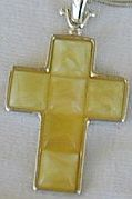 Amber cross  y1 6