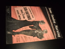 Sheet Music Some Sunday Morning from San Antonio Warner Bros 1945 Errol ... - $8.99