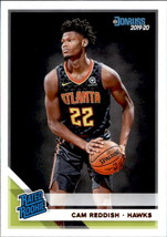 Cam Reddish 2019-20 Donruss Rated Rookie Card #209 - $1.50