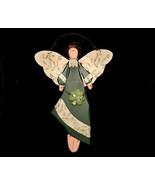 Lucky Irish Angel in Green - $11.95