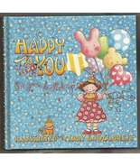 Vintage 2001 Mary Engelbreit Happy To You - It's Your Birthday! Book - $25.00