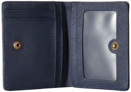 Fossil Women's Emma RFID Bifold Mini Wallet, Blue Multi $45 image 4