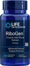Life Extension Ribogen French Oak Wood Extract 200mg, 30 Vegetarian Caps... - $27.06