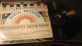 Del Wood - Mississippi Showboat - RCA LSP-2091 - $3.00