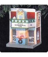 It's A Wonderful Life 1991 Hallmark Ornament QLX7237 - $33.61