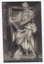 C1910 - Architecture of St. Matthew, Rome, Italy - Real Photo - Unused image 1