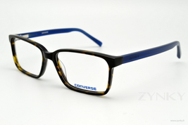 Converse eyeglasses Q300 in Tortoise with Blue Temples 53mm - $74.79