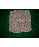 Hand Crafted Crochet Dish Clothes Cotton Set of 3 100 Percent Cotton Ber... - $8.50