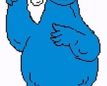 Christmas cookie monster thumb155 crop