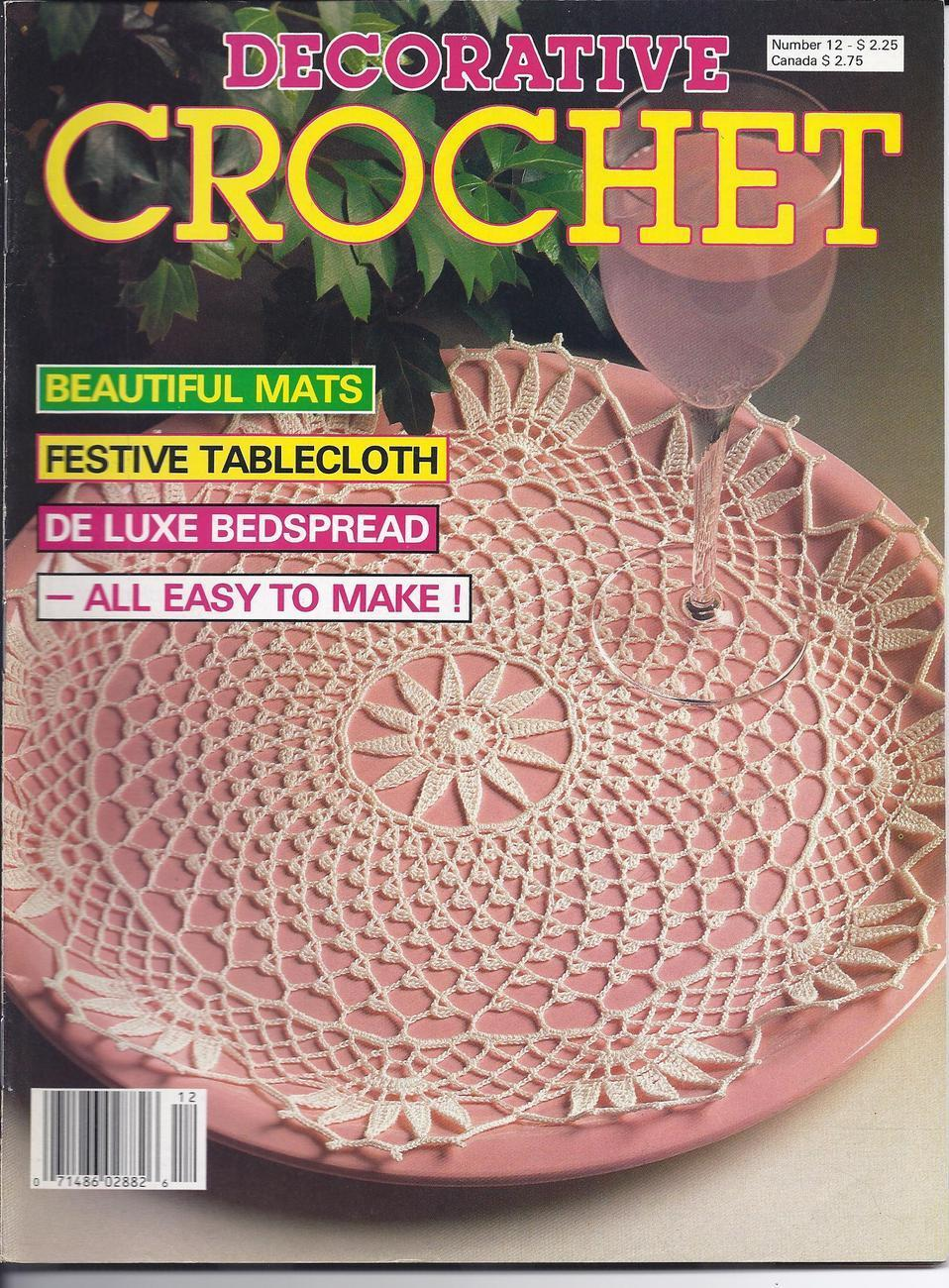 Crochet pattern 432