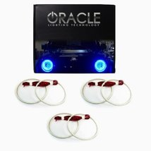 Oracle Lighting CA-ES0710-B - Cadillac Escalade LED Halo Headlight Rings... - $211.65