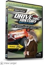 Drive Thru History: Cities, Soldiers, and Battlegrounds of Revolutionary... - $8.91