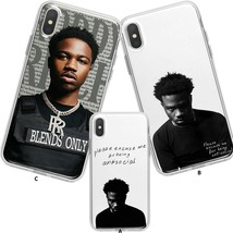 Rapper Roddy Ricch Soft Phone Case For iPhone 5 6 7 8+ 11 Pro Max XS XR SE 2020 - $7.99