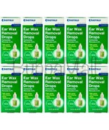 10 Packs Ear Wax Removal Drops Safe Gentle Non-irritating Cleanse Ear 0.... - $27.49