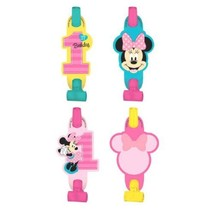 Minnie's Fun to be One 8 Blowouts 1st Birthday Party - $5.22