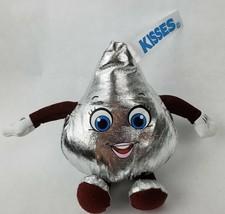 """Hersheys Kisses Female Kiss 8"""" Plush Doll The Petting Zoo Hershey Park S... - $13.79"""