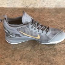 Nike LeBron Witness II 2 Gray Grey US Size 7 Men's Basketball 942518 009... - $49.48