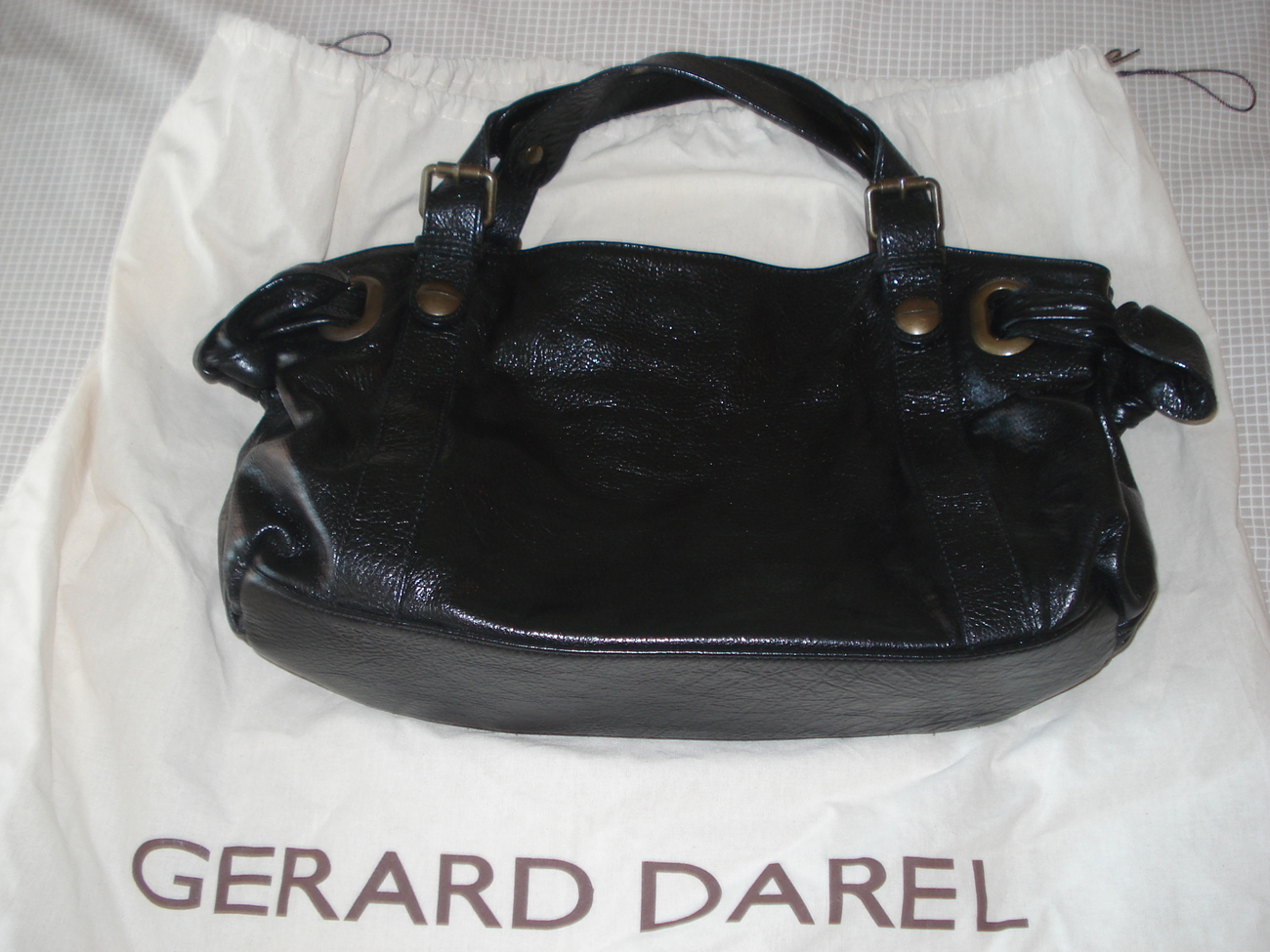 GERARD DAREL, BAHIA BAG