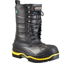 Baffin 260 Granite Black NEW Toe Men's Plate and Safety Boot vvqBwr