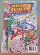 Justice League Spectacular #1 (Mar-Apr 1992, DC) - $2.00