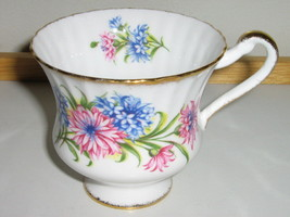 Vintage Paragon English Bone China Cup & Saucer, 1950s / 1960s, Pattern #F54E image 3
