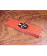 Mile-O-Graph Map Distance Measuring Device with box, instructions, vintage - $6.95