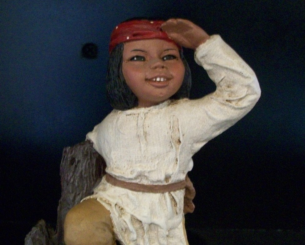 All God's Children - Little Chief, International Series Item 1804, New