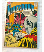 Blackhawk 129 Comic DC Silver Age good to very good condition Condition - $9.99