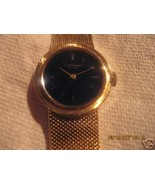 Rare Genuine Lapis and 18k gold Chopard Ladies Watch NR - $3,959.99