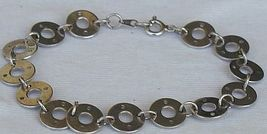 Round silver bracelet 3 thumb200