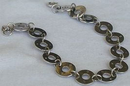 Round silver bracelet 1 thumb200
