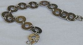 Round silver bracelet 2 thumb200