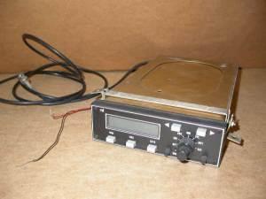 aviation instrument, Foster Loran C LRN500 LCD NAV
