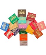 Incense Matches: Lot of 10 Assorted Variety Scented Match Books, 300 str... - $12.09