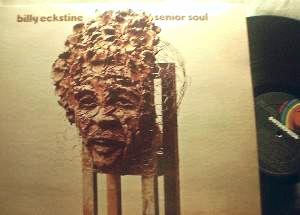 Billy Eckstine - Senior Soul - Enterprise Records ENS-5004 Bonanza