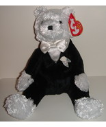 Retired Ty Beanie Baby ~ Groom the Bear ~ MWMT - $9.00