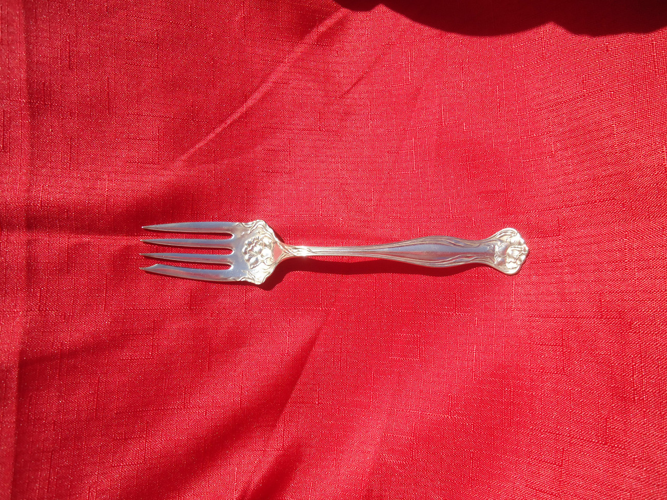 Primary image for MYSTIC Pattern  -  1903  -  Rogers Bros. Meat Serving Fork  8 1/4""