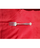 "MYSTIC Pattern  -  1903  -  Rogers Bros. Meat Serving Fork  8 1/4""  - $13.99"