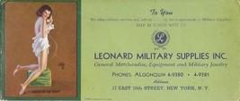 EARL MORAN-1940s?-INK BLOTTER-L@@K! - $18.62